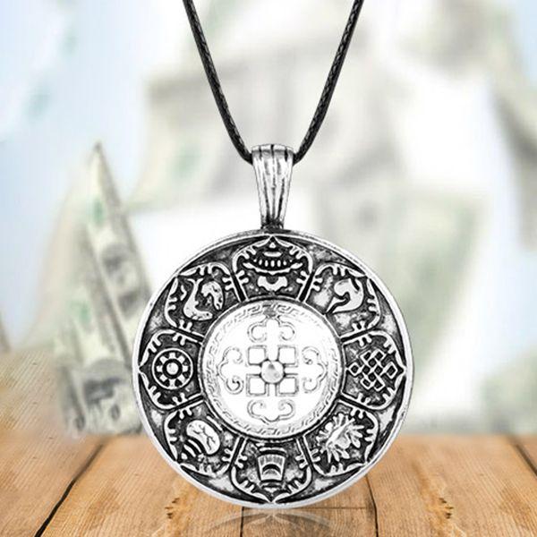 Мощные обереги, древние символы, знаки на медальонах