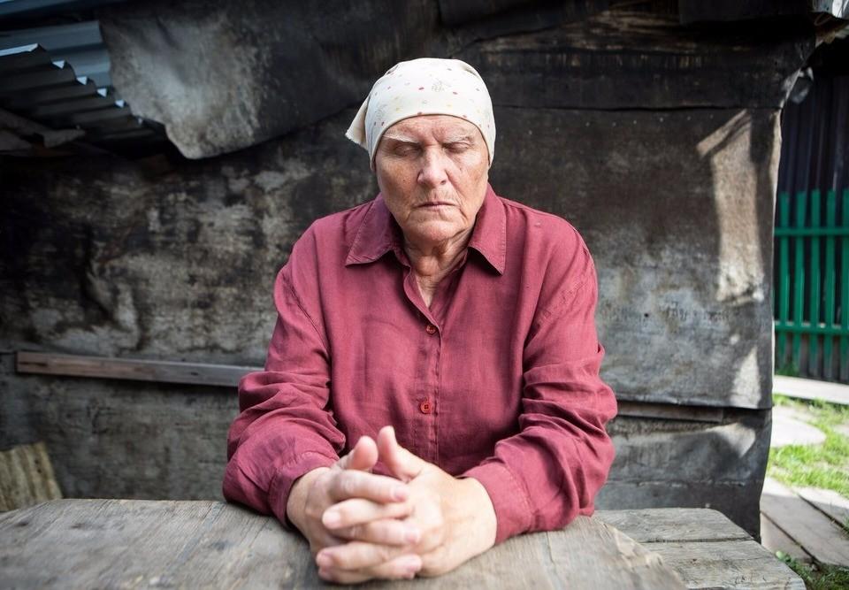 Как Ирина Кравченко стала исполнять роль слепой бабы Нины